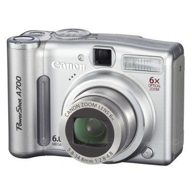 Canon PowerShot A700 캐논코리아